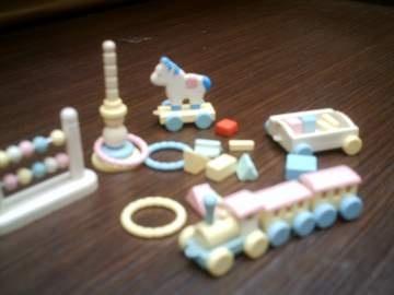 Chabel,los juguetes de Melli y Zos