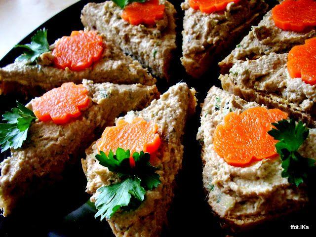 Smaczna Pyza sprawdzone przepisy kulinarne: Pasta ze szprotek wędzonych