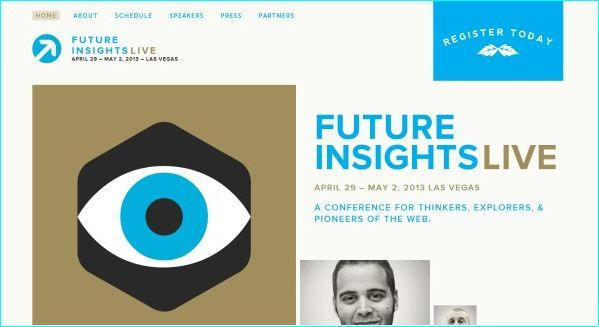 21 Perfect Examples of Flat Web Design