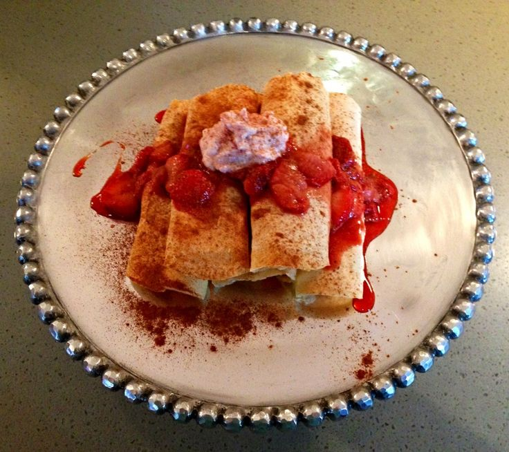 Whole Grain Strawberry Crepes Crepes are a great foundation for many summer dishes. They can be filled with something savory (spinach and feta) or sweet (summer berries with light cream). You can make the batter ahead of time and keep it stored in the refrigerator for up to 24 hours. Just stir it again before …