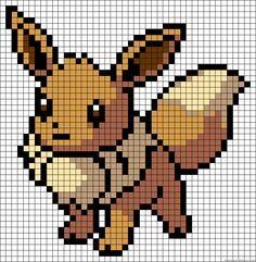 Bildresultat för pikachu pärlplatta rosa