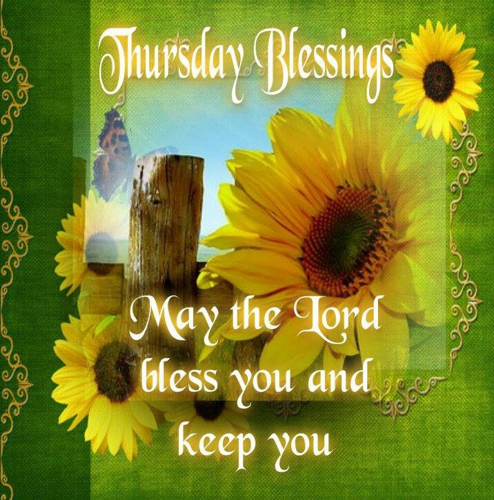 Good Morning Happy Thursday Clipart