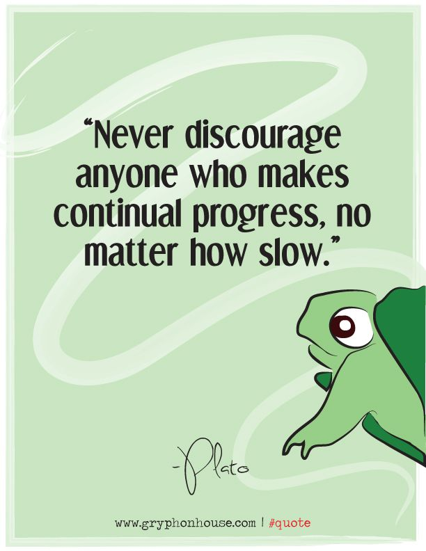 Learning is learning, no matter how slow! #inspiration #quote #learning