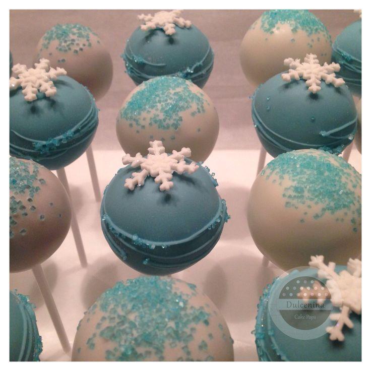 Cake Pops Frozen