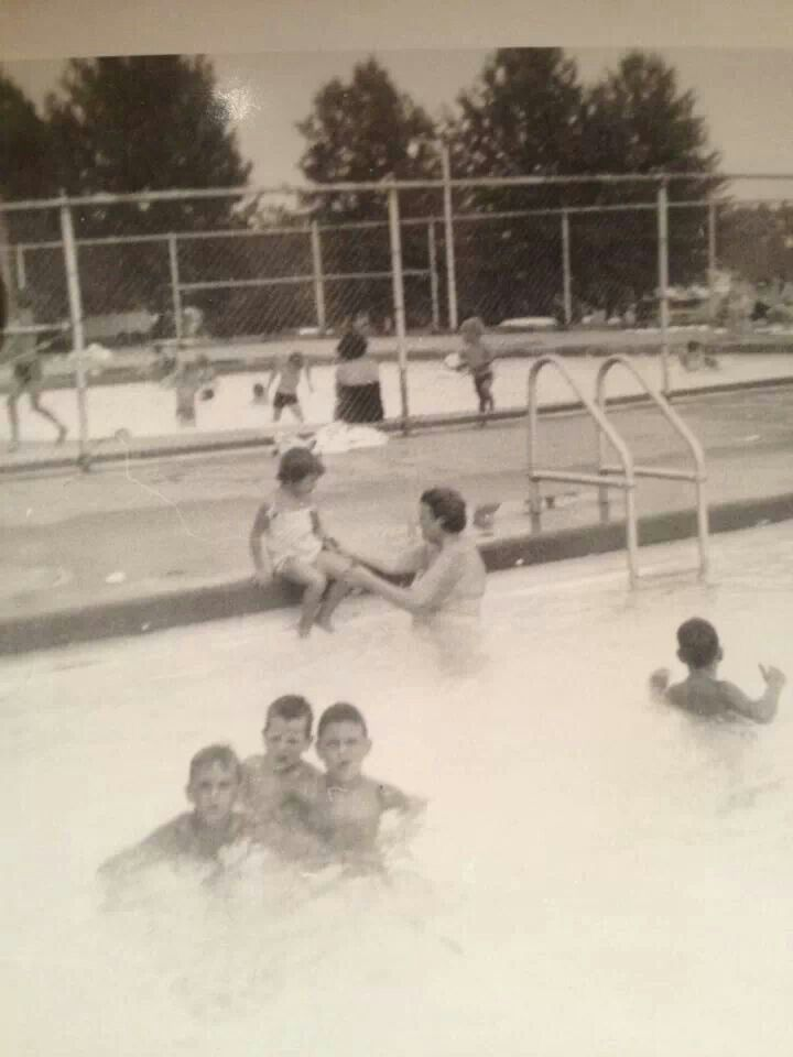 Castlewood pool where i swam in the 1950 39 s 1960 39 s and for Pool designs lexington ky