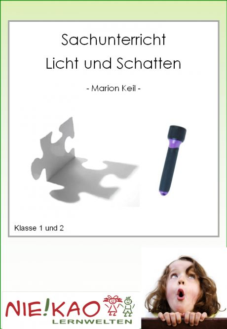 Sachunterricht - Licht und Schatten