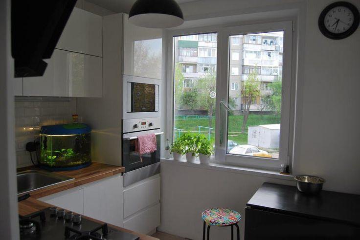 Интерьер малогабаритной кухни в хрущевке (36 фото): видео-инструкция по оформлению дизайна своими руками, цена, фото