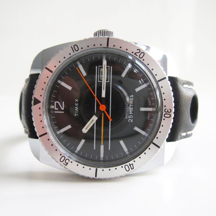 Timexman - Timex Viscount Calendar 1977