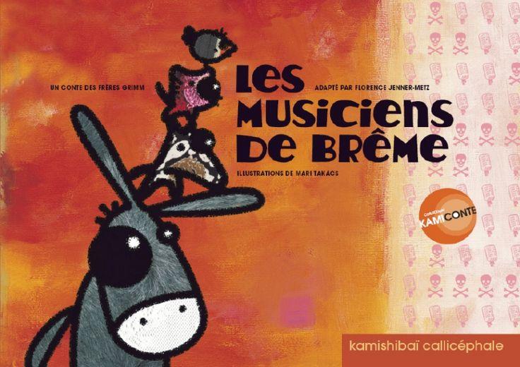 Bcp de texte.  Callicéphale - Les musiciens de Brême