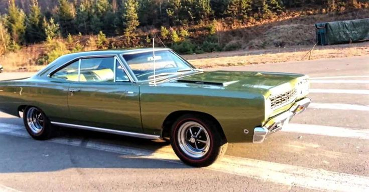 Oldtimer – 1970 Chevy Chevelle SS – Muscle Car – Print   – one day..