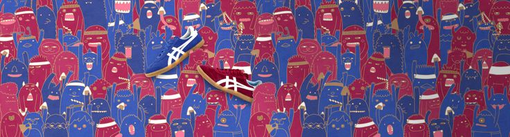 Onitsuka Tiger digital and integrated campaigns