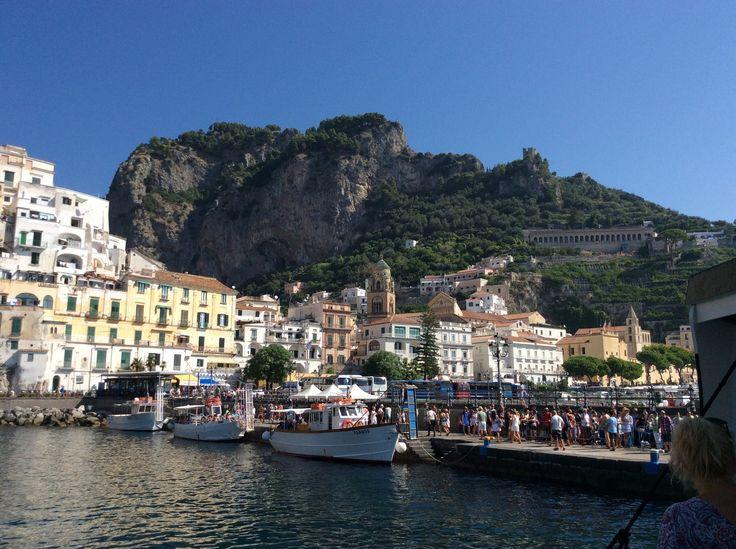 Amalfi, Italy by Athina Atesoglou - Photo 128235337 - 500px