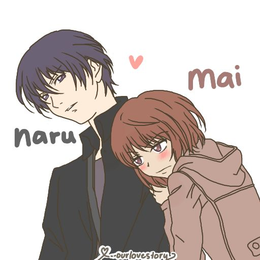 ghost hunt mai and naru relationship memes