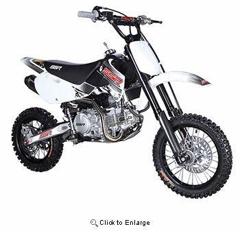 SSR 160tx Dirt Bike / Pit Bike – Motorcycle - with optional wheel sizes. FREE SHIPPING & Free Mx Gloves! Regular price: $3,499.00 Sale price: $1,699.00