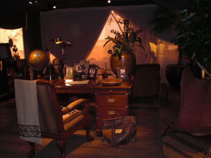 MannerOfStyle: Ralph Lauren Home Releases Safari Inspired 2011 Spring Collection