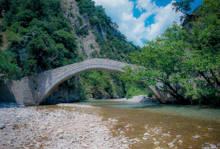 Το πέτρινο γεφύρι της Βίνιανης! http://diakopes.in.gr/the-experts-way-blog/article/?aid=209916  #ελλάδα #ταξίδι #travel