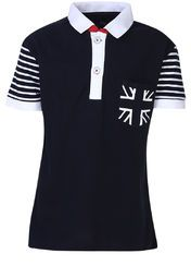 Status Quo Cubs Navy Blue Polo Shirt Online Shopping Store