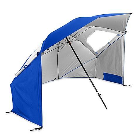 the superbrella by sportbrella is an ideal beach umbrella sun tent - Quick Shade