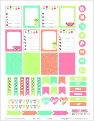 DIY AND FREE RESOURCES TO DECORATE YOUR JOURNAL OR PLANNER