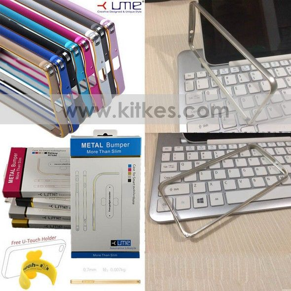 Ume Metal Bumper Case Asus Zenfone 2 5.0 Inch - Rp 120.000 - kitkes.com