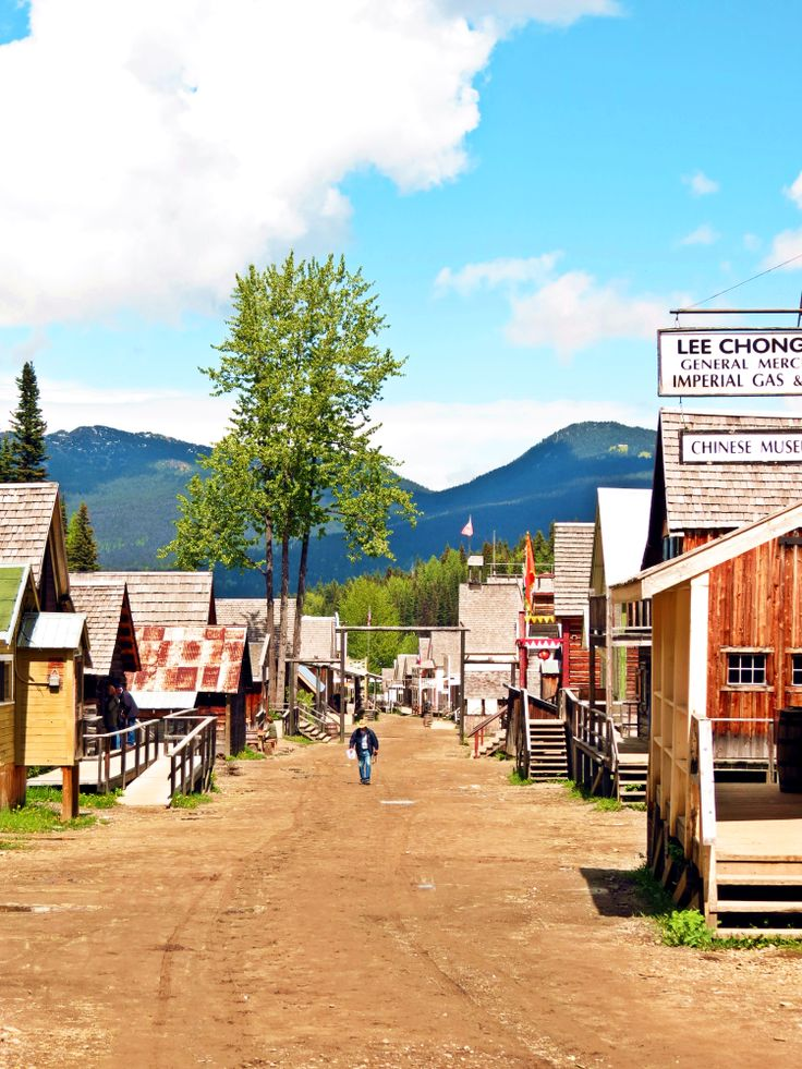 Barkerville - BC, Canada.. love it here..
