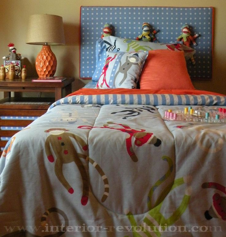 Sock Monkey Bedding | Interior Revolution