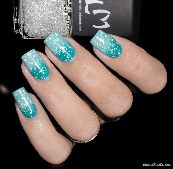 Diy Autumn Gradient Nail Art: Tutoriel Nail Art Gradient