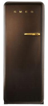 Color Chocolate Chocolate Smeg Chocolate Refrigerator
