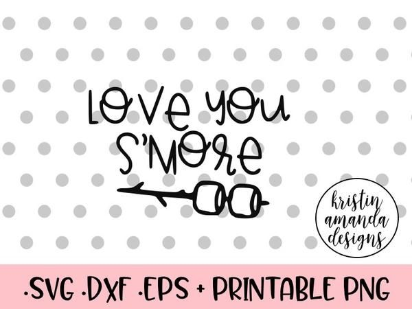 Love You S'more SVG DXF EPS PNG Cut File • Cricut • Silhouette This listing is for a .SVG DXF EPS and PNG cutting file.   -This listing is for an Instant Download. The file will be emailed to you and become instantly ready for download once your payment has been confirmed.  - Due to the nature of the digital file no refunds will be given. However, I am more than happy to assist you with any questions or issues. -No sharing or distributing of the file allowed. You may use this file to crea...