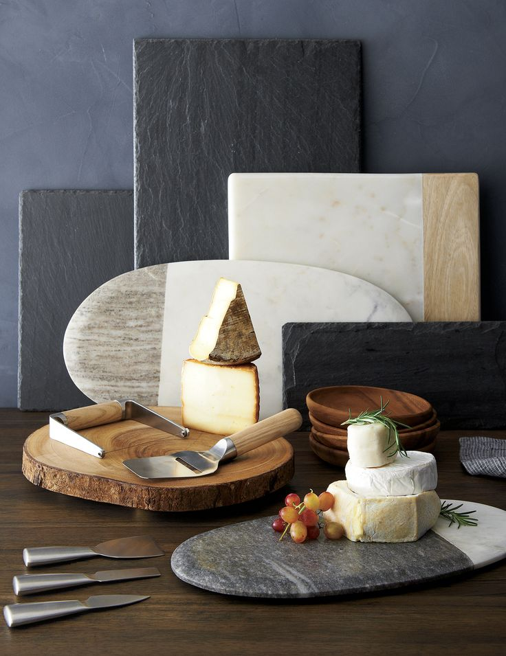 From Cheese Plates And Unique Serving Dishes To Carafes