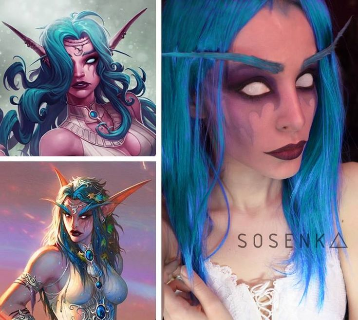 Tyrande -World of Warcraft-