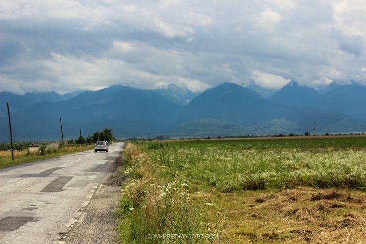 Transylvania Romania Where Two Go To