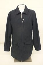 Columbia Sportswear Black Cotton Blend Longer Cut Jacket Women's Size Medium