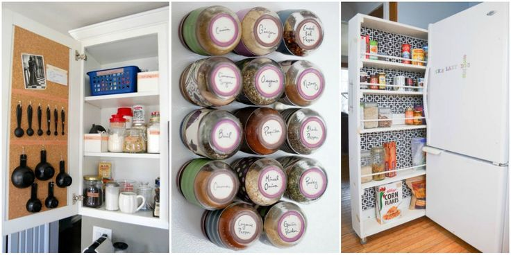 From your fridge to your cupboards, these tips will inspire you to get your kitchen in order.