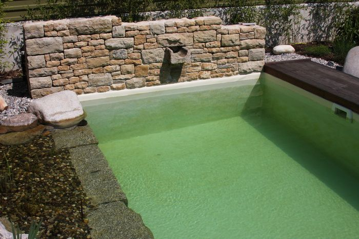 mini piscine naturelle bio mini piscine small pool pinterest mini piscine piscines. Black Bedroom Furniture Sets. Home Design Ideas