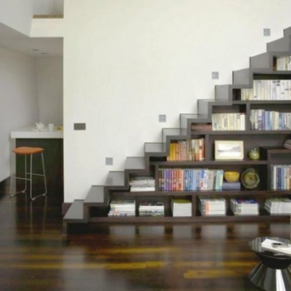 Stair Step Bookcase 102 best unique bookcases images on pinterest | books, book