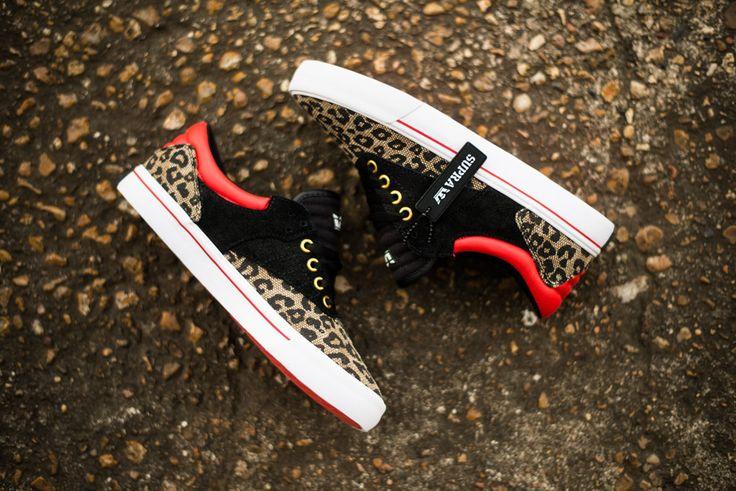Spectre Griffin - Cheetah/Black/Red-White - Sneaker Politics