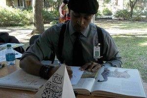 Atlanta Illustrator Marcus Williams Brings Diversity to Baltimore Comic-Con
