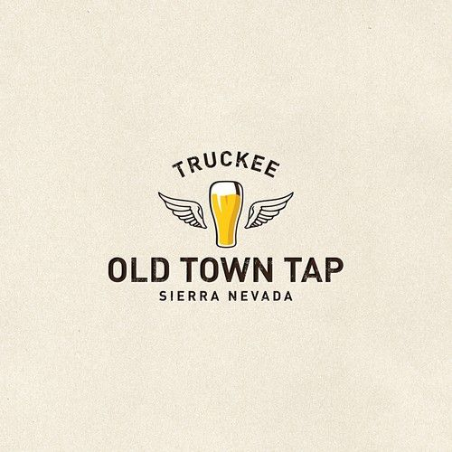 Designs | Bridge the gap between rustic and modern in a logo for Old Town Tap | Logo & business card contest