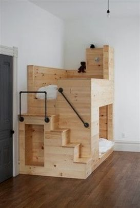 Pin By Yard Grill On Cool Bunk Beds In 2018 Bedroom Bunk Beds