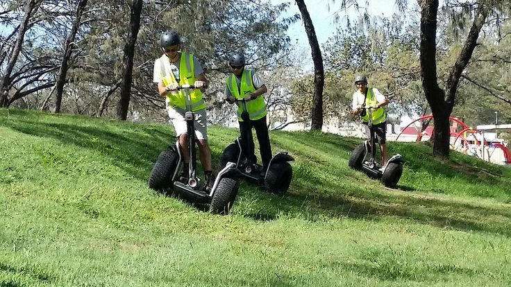 Segway Styling with Xperiences