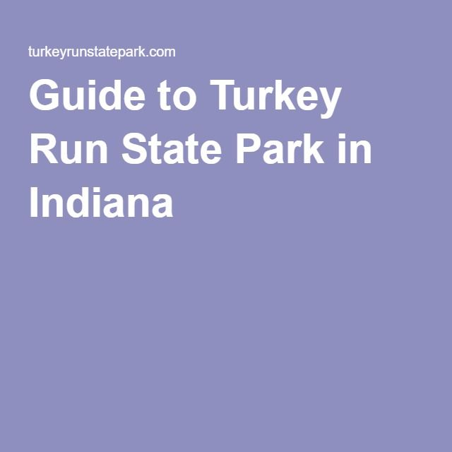Guide to Turkey Run State Park in Indiana