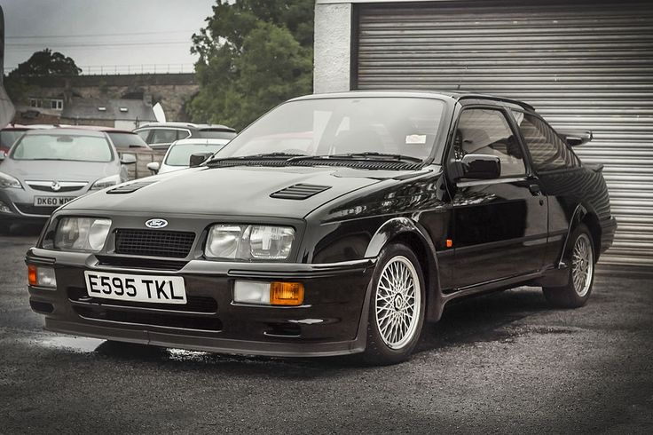 Ford Sierra Cosworth RS500 Sells For Staggering $148,000