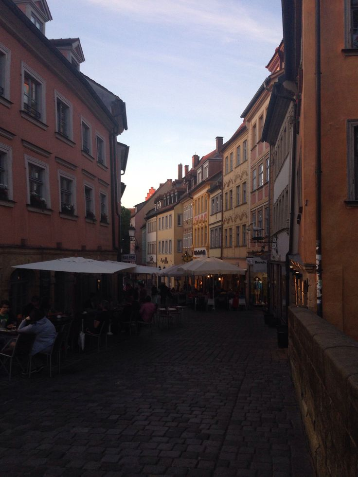 Magic little streets