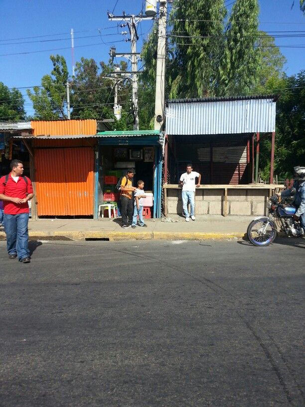 On the way to Managua #Nicaragua