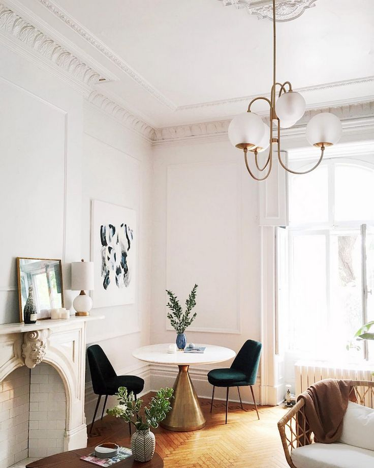 32 More Stunning Scandinavian Dining Rooms: My Scandinavian Home: Lauren Maclean's Beautiful, New