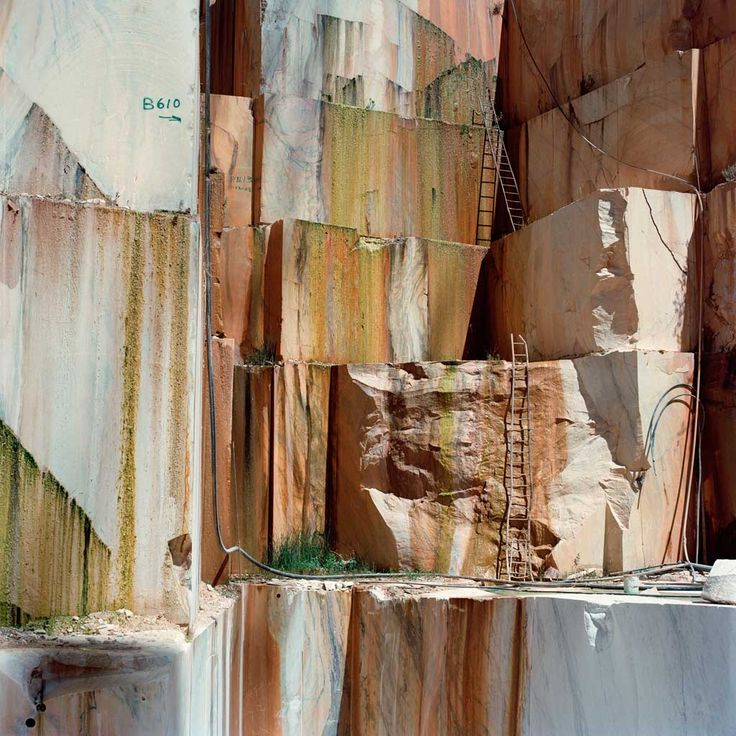 Extraordinary Beauty of Marble Quarries by Tito Mouraz | Yellowtrace