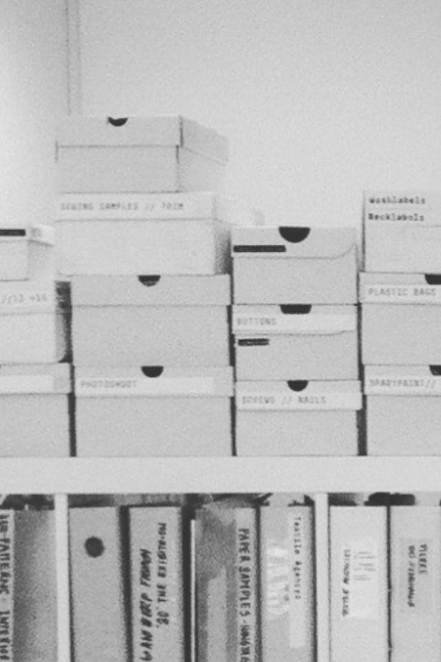 #studio #boxes #beategodager