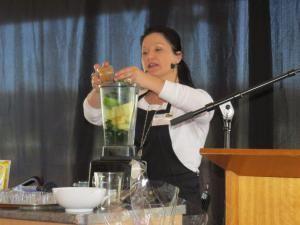 MindBodyFood Corporate Wellness Workshops Viki Thondley