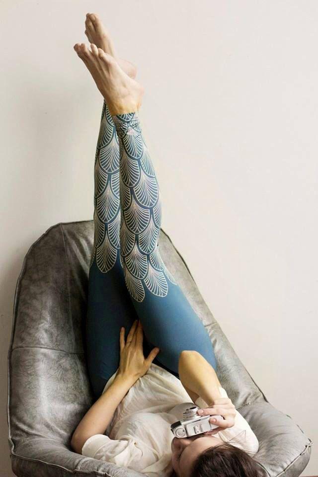 Printed Leggings/ Womens Yoga Leggings/ Art Deco Pattern/ Boho Yoga Pants/ FREE SHIPPING/ Freeberry by Freeberry on Etsy https://www.etsy.com/listing/197492234/printed-leggings-womens-yoga-leggings